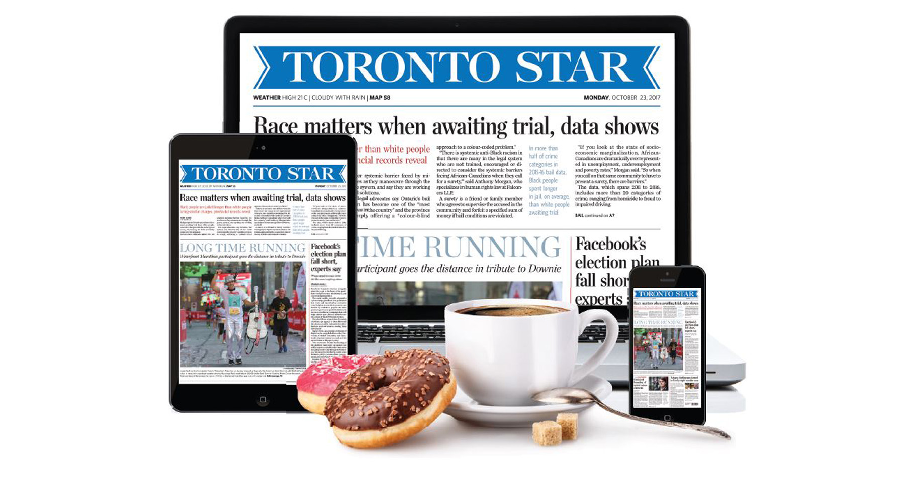 Toronto Star audiences confirm they will pay for credible news