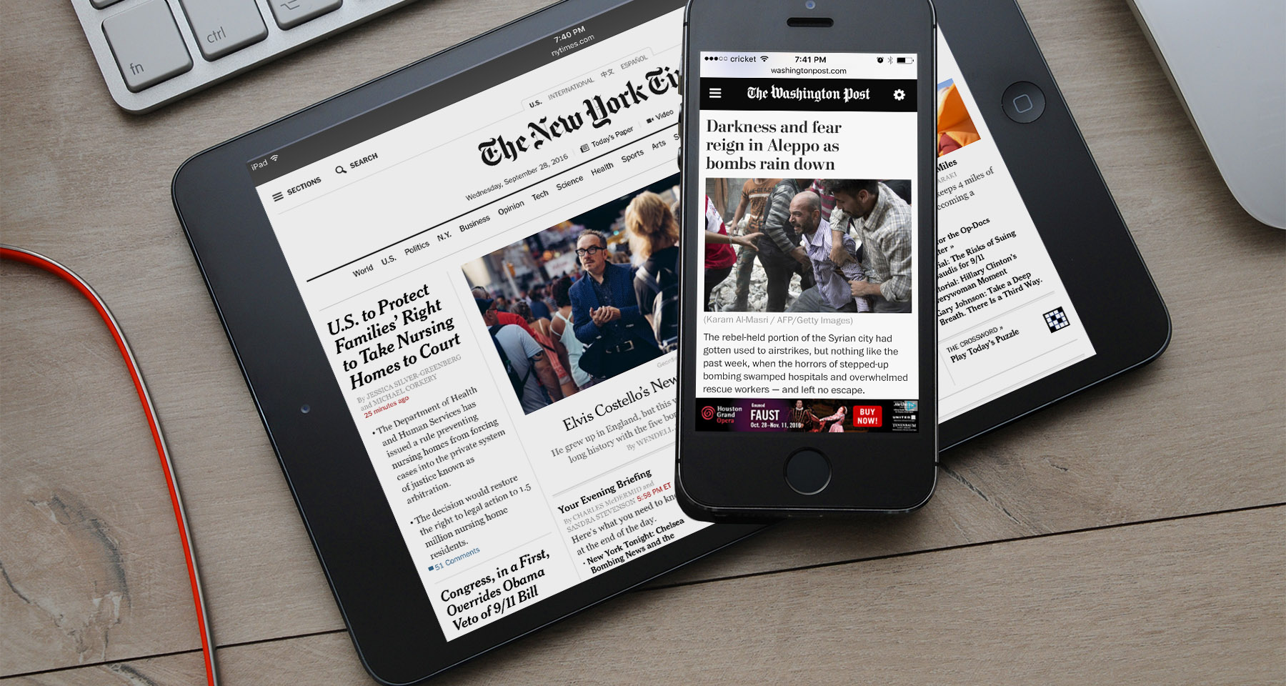4 reasons NYT, Washington Post are increasing digital audience faster than BuzzFeed, HuffPo