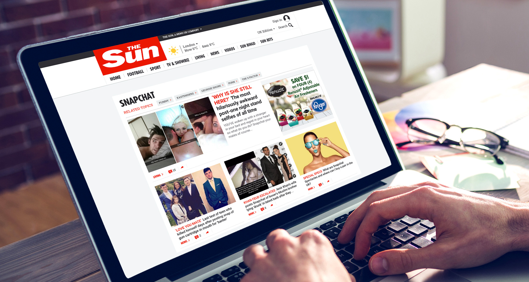 Sun revamps digital strategy, more than doubles online traffic