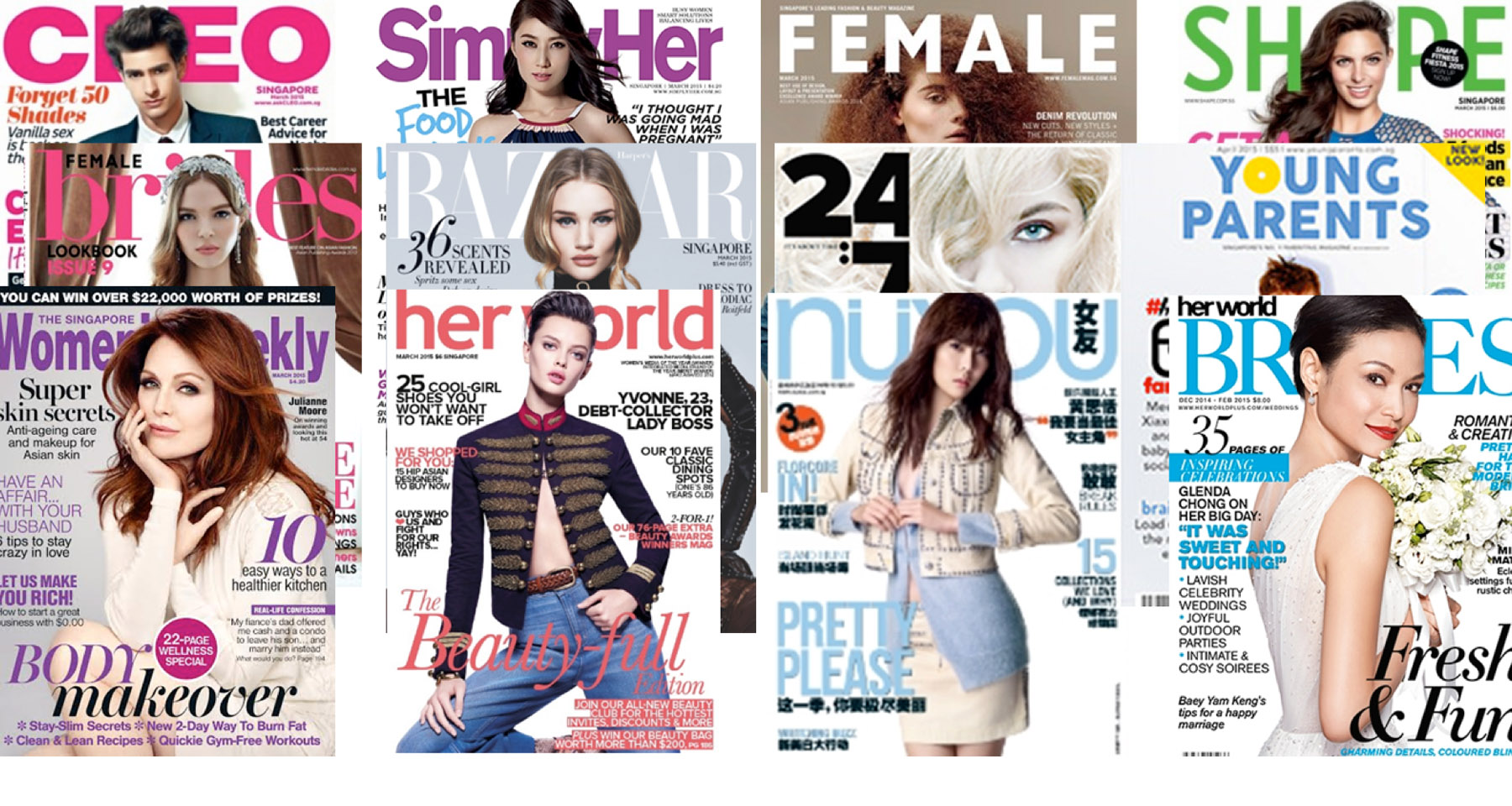 Audience research helps SPH Magazines compete for multi-media advertising