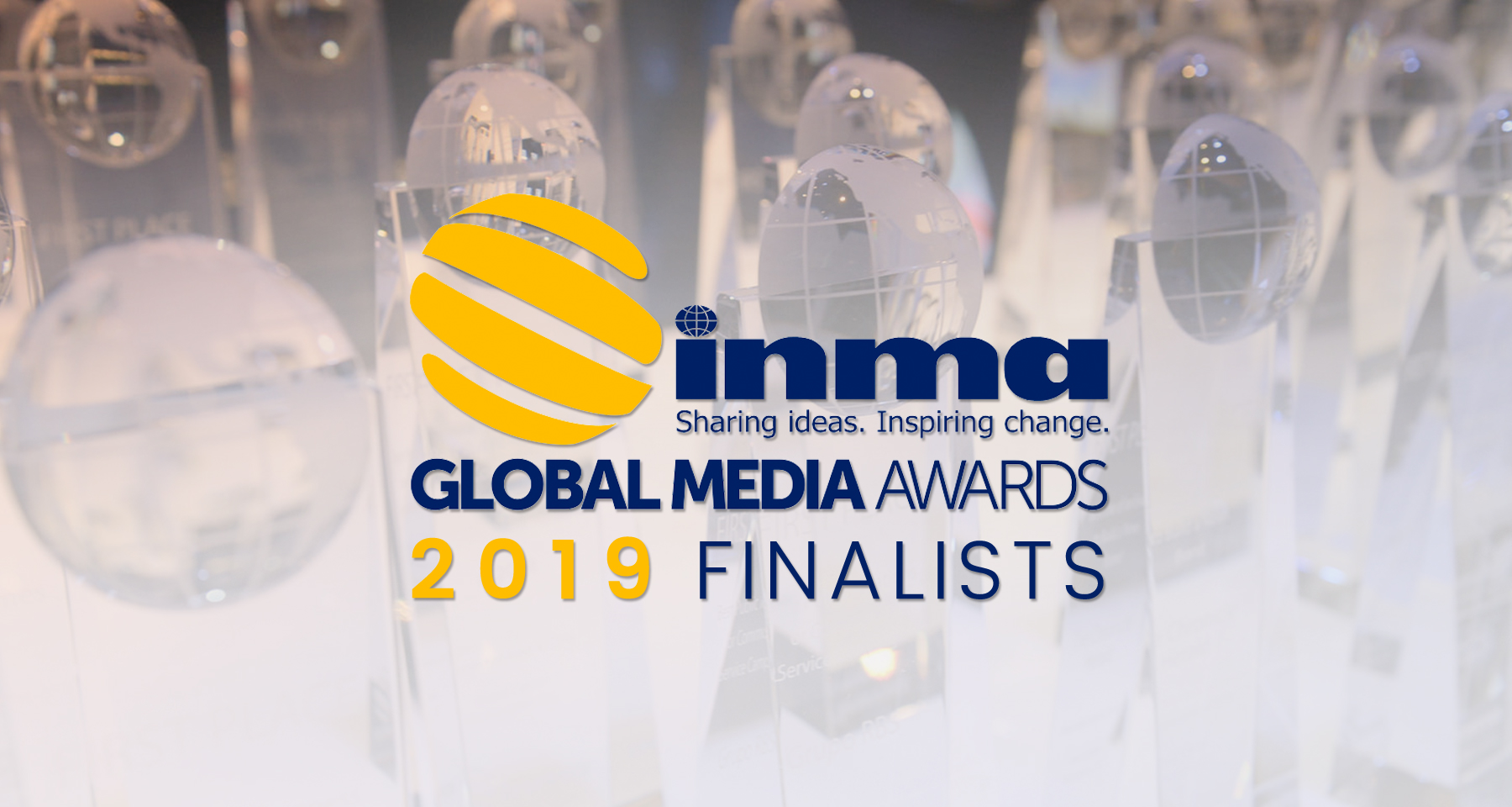 Finalists announced for 2019 INMA Global Media Awards