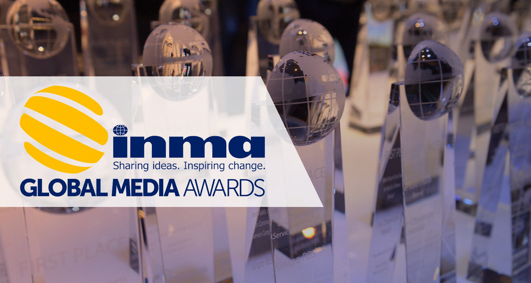 Deadine is Friday for INMA Global Media Awards