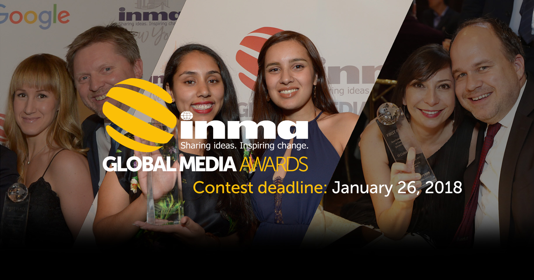 INMA Global Media Awards deadline is Friday