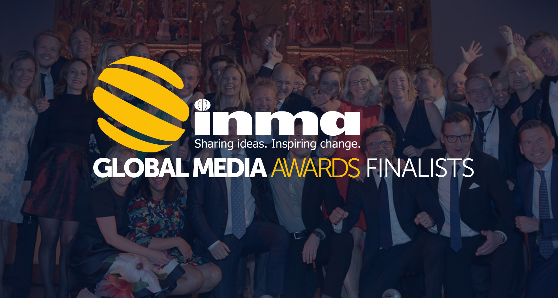 INMA announces Global Media Awards finalists, focus on innovation