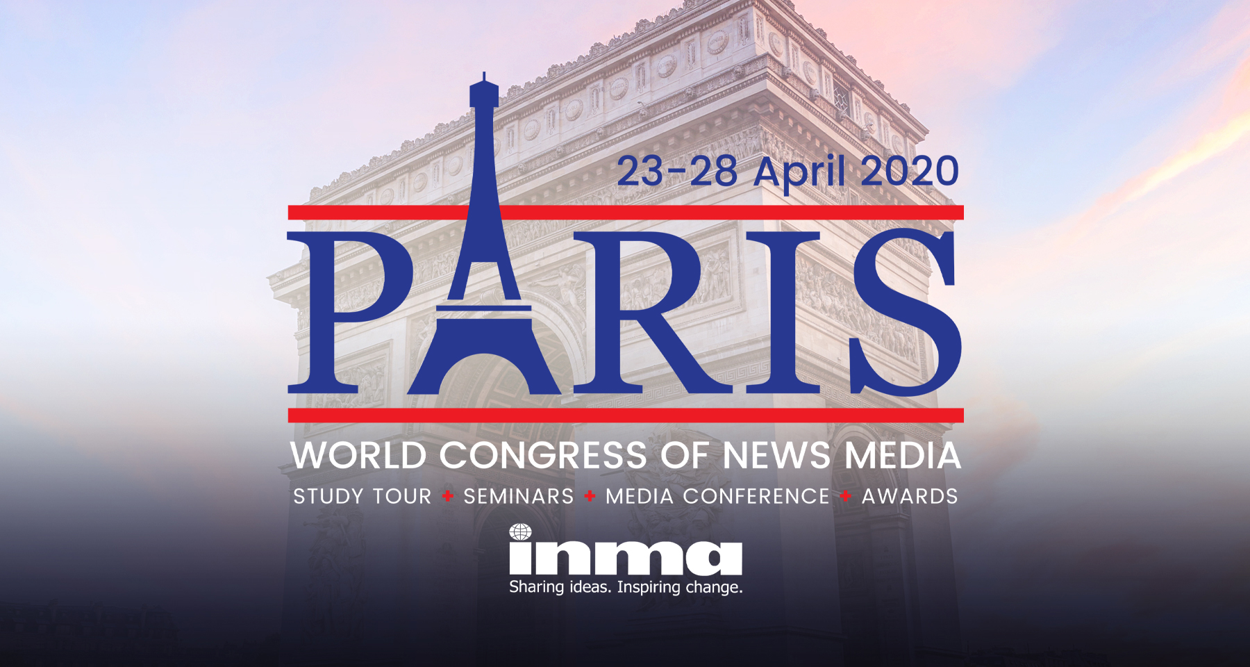 Paris to host INMA World Congress of News Media in 2020