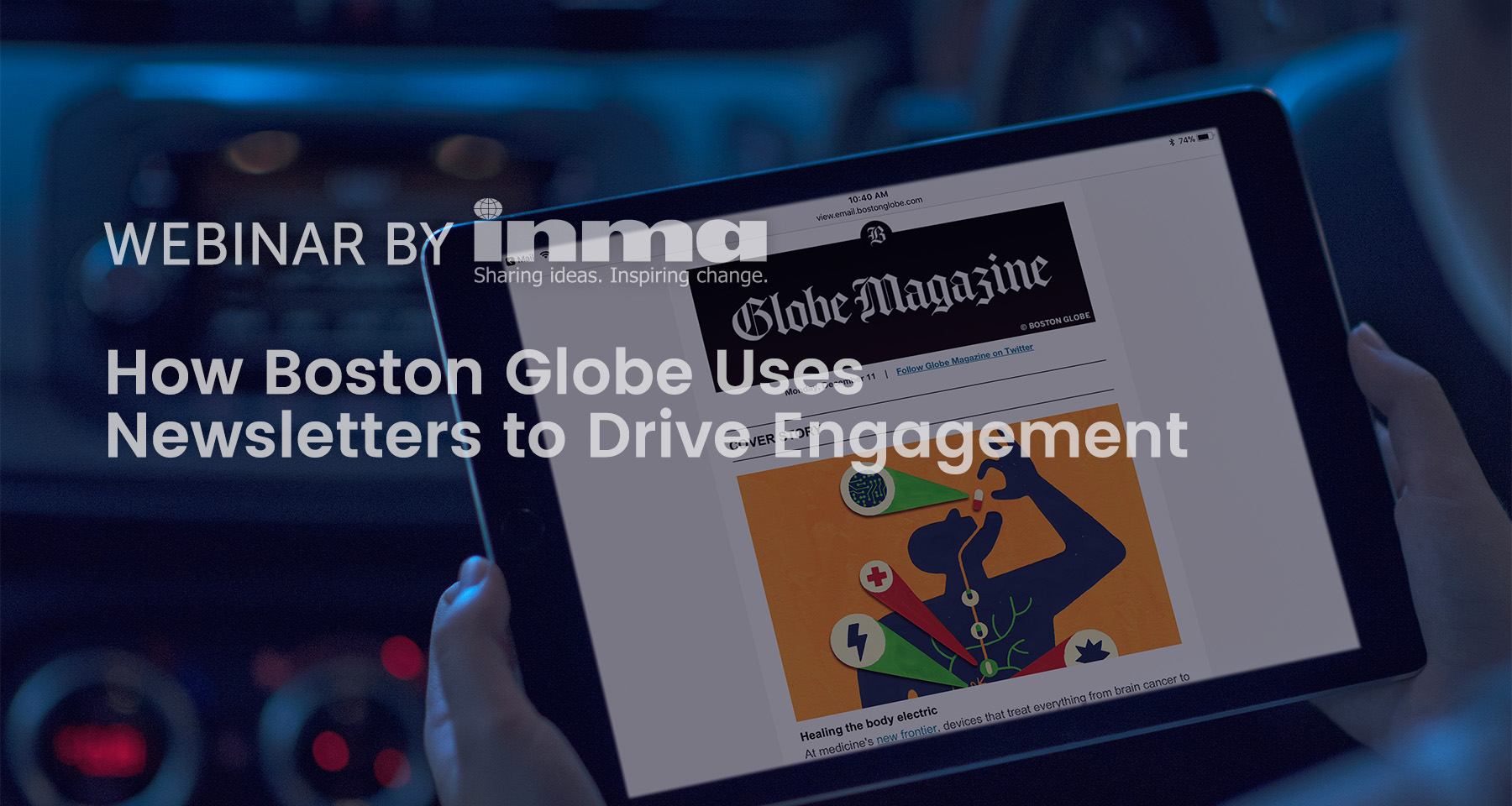 How Boston Globe uses newsletters to drive engagement