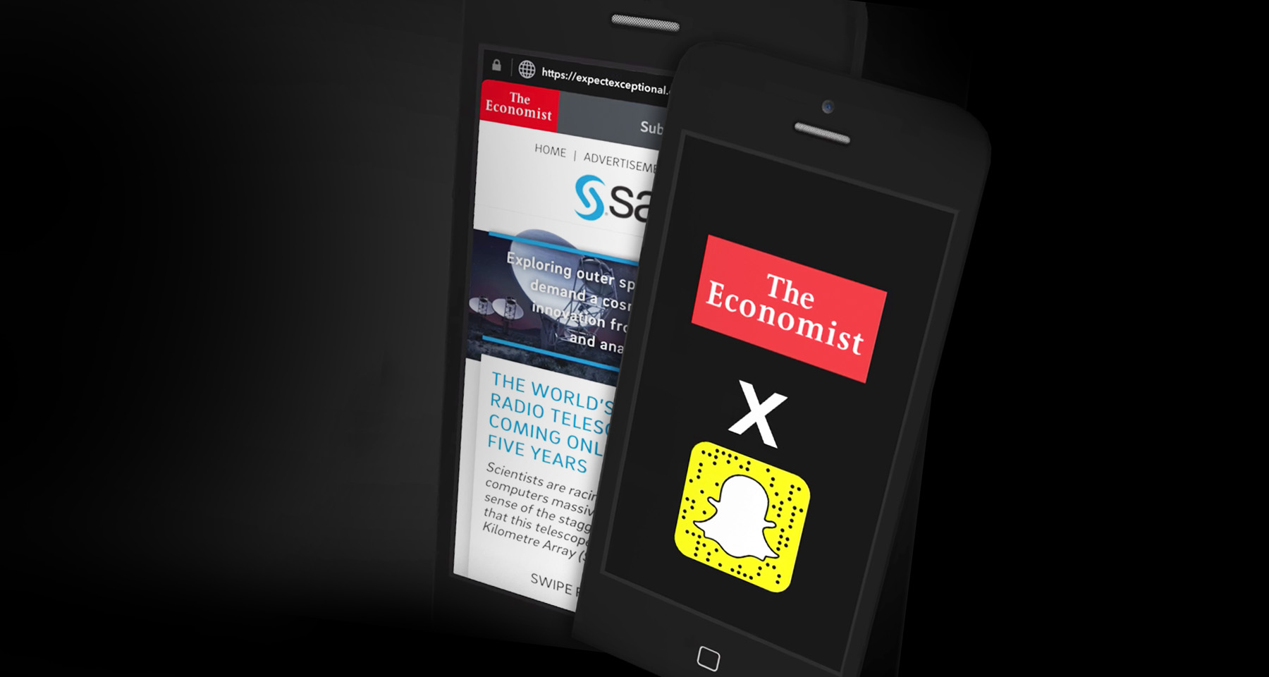 How Economist's embrace of Snapchat breathed new life into the brand