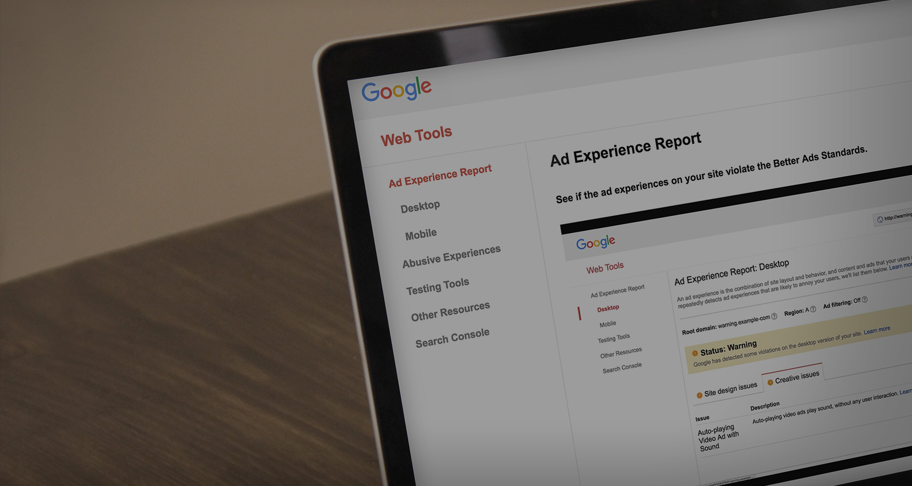 Google outlines initiatives to support better advertising standards
