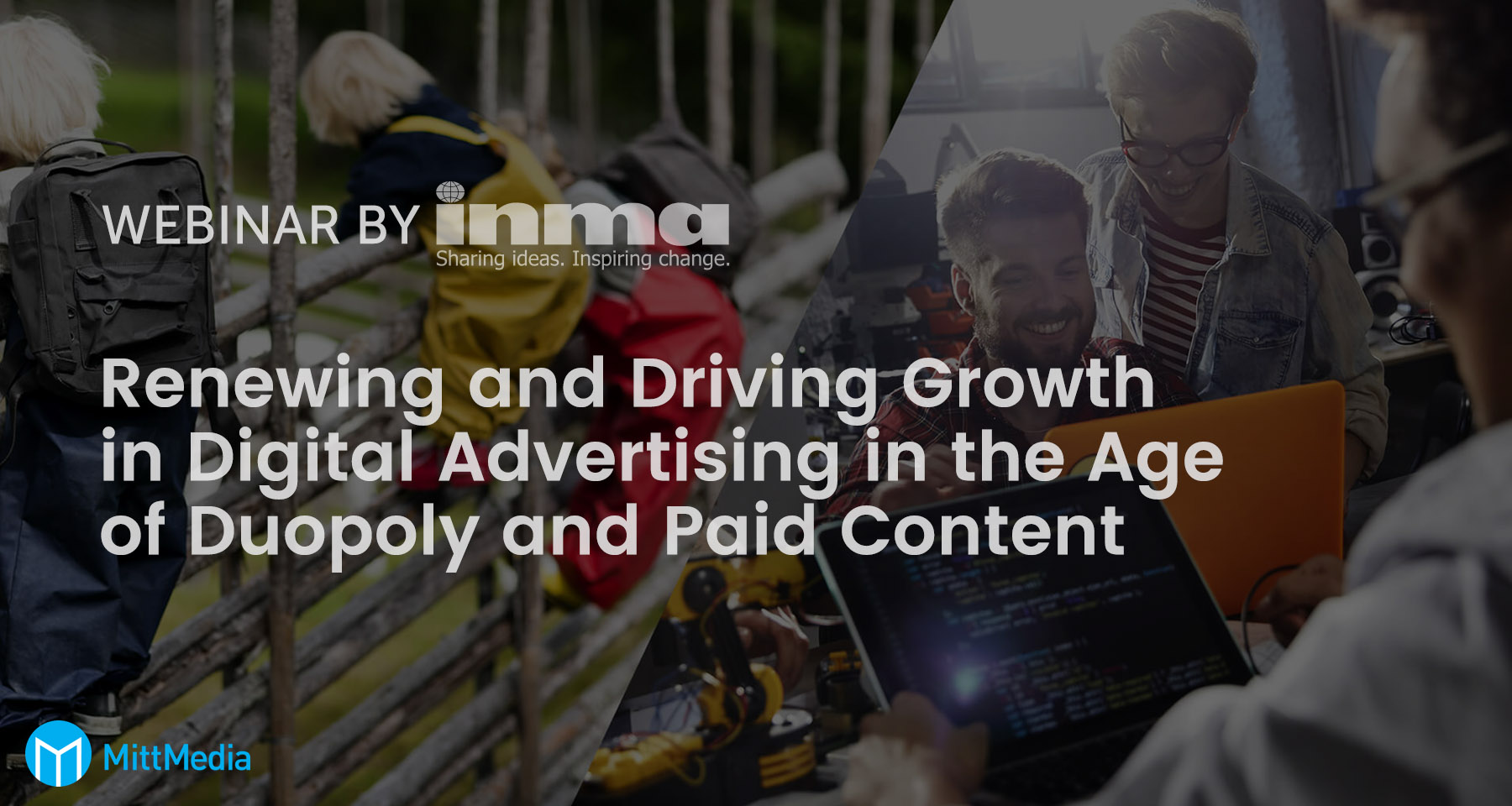 Upcoming INMA Webinar: Mittmedia drives digital advertising growth in age of duopoly, paid content