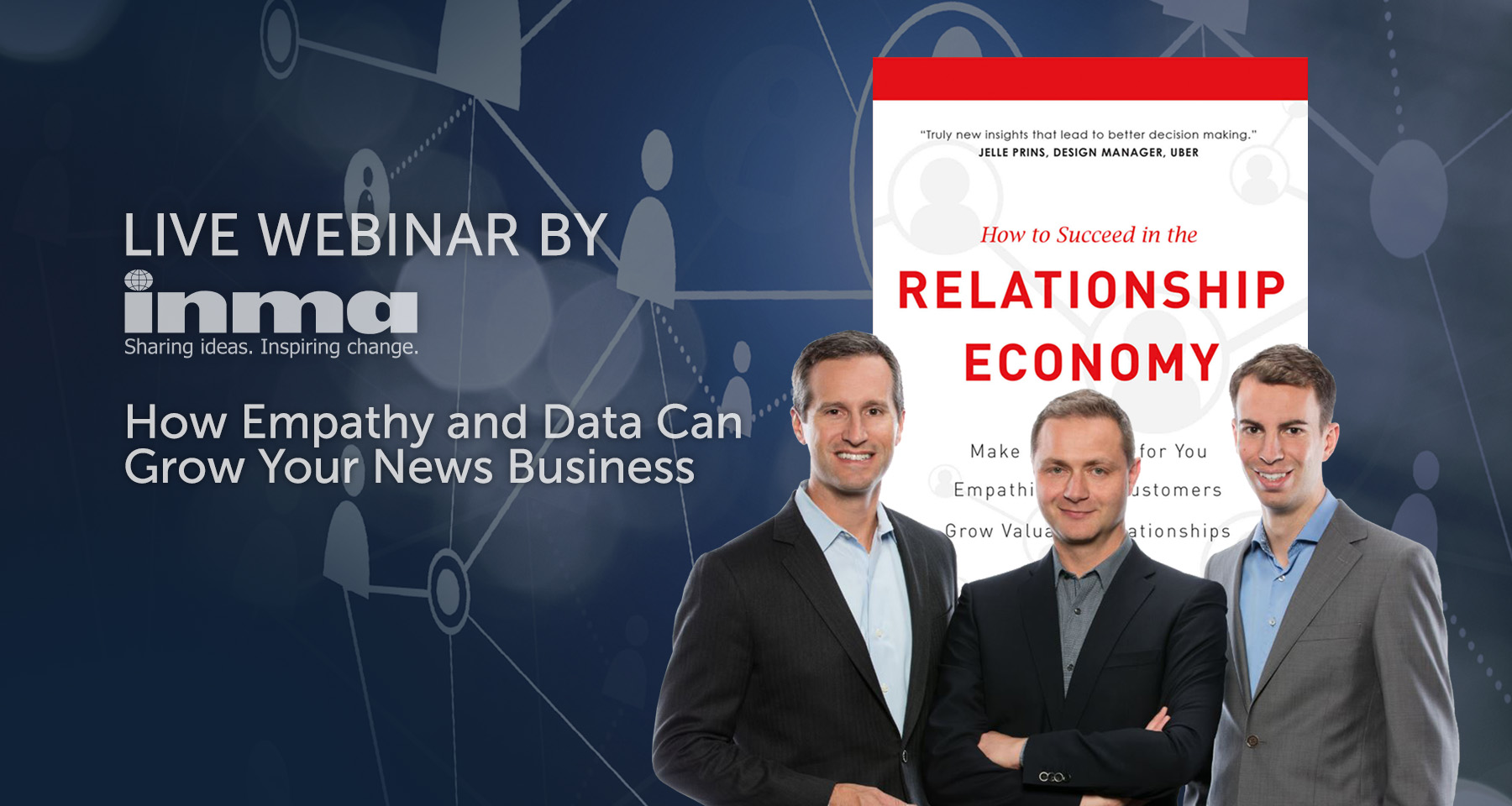 The Relationship Economy: How NRC used customer data and concerns to grow its subscriber base