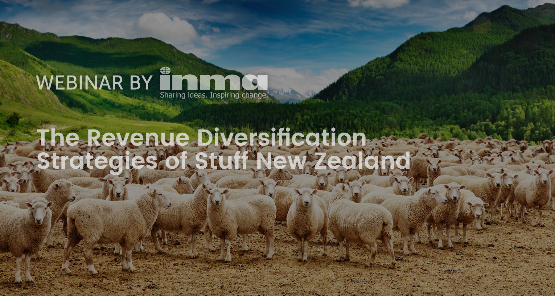 Upcoming INMA Webinar: Stuff New Zealand shares its revenue diversification strategies