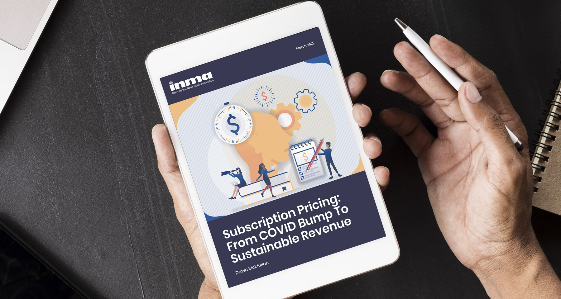New INMA report explores smart pricing for news media companies post-COVID