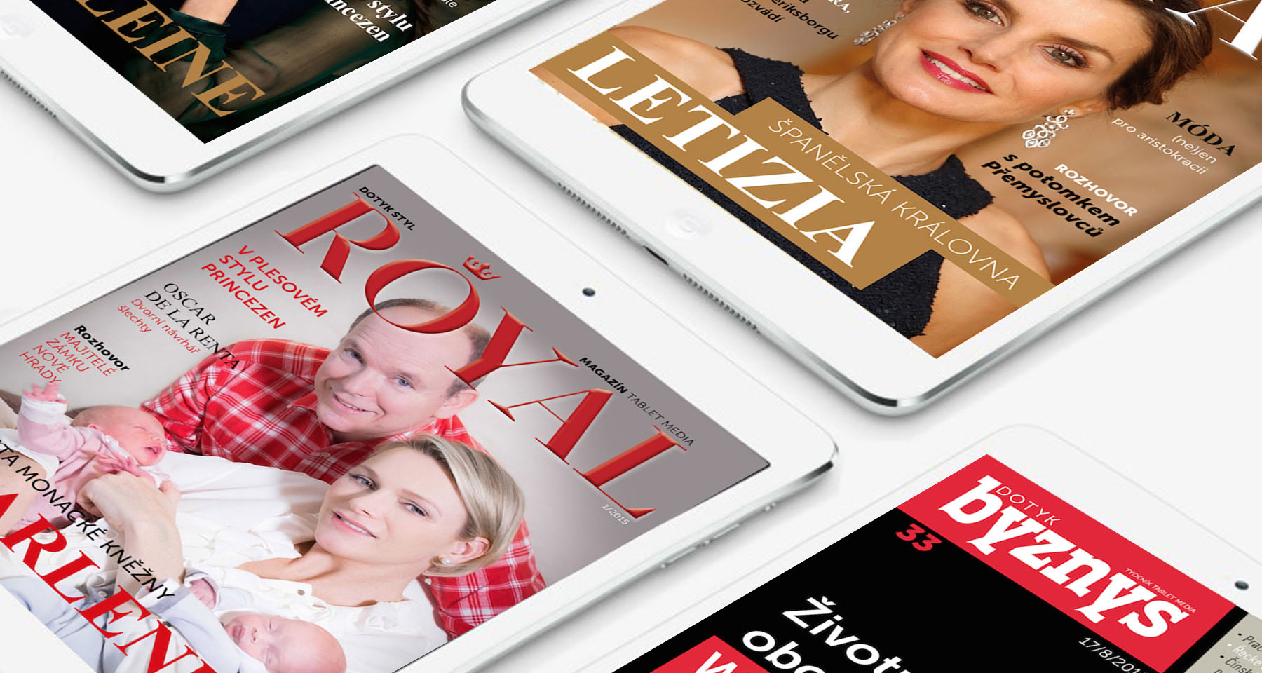 Advertiser-supported tablet-only magazines keep growing at Tablet Media