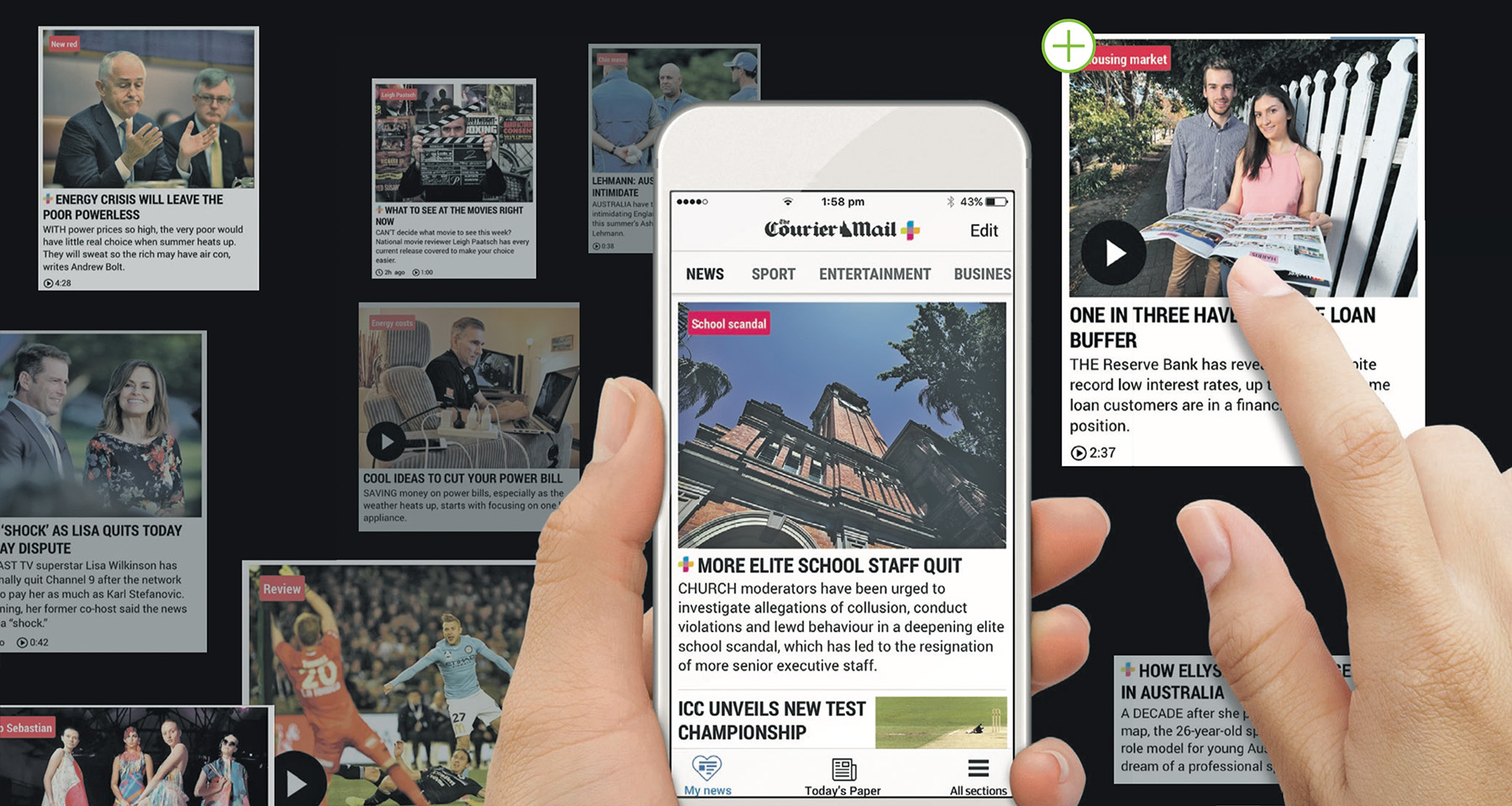 News Corp Australia's new app-only subscription drives mobile conversion