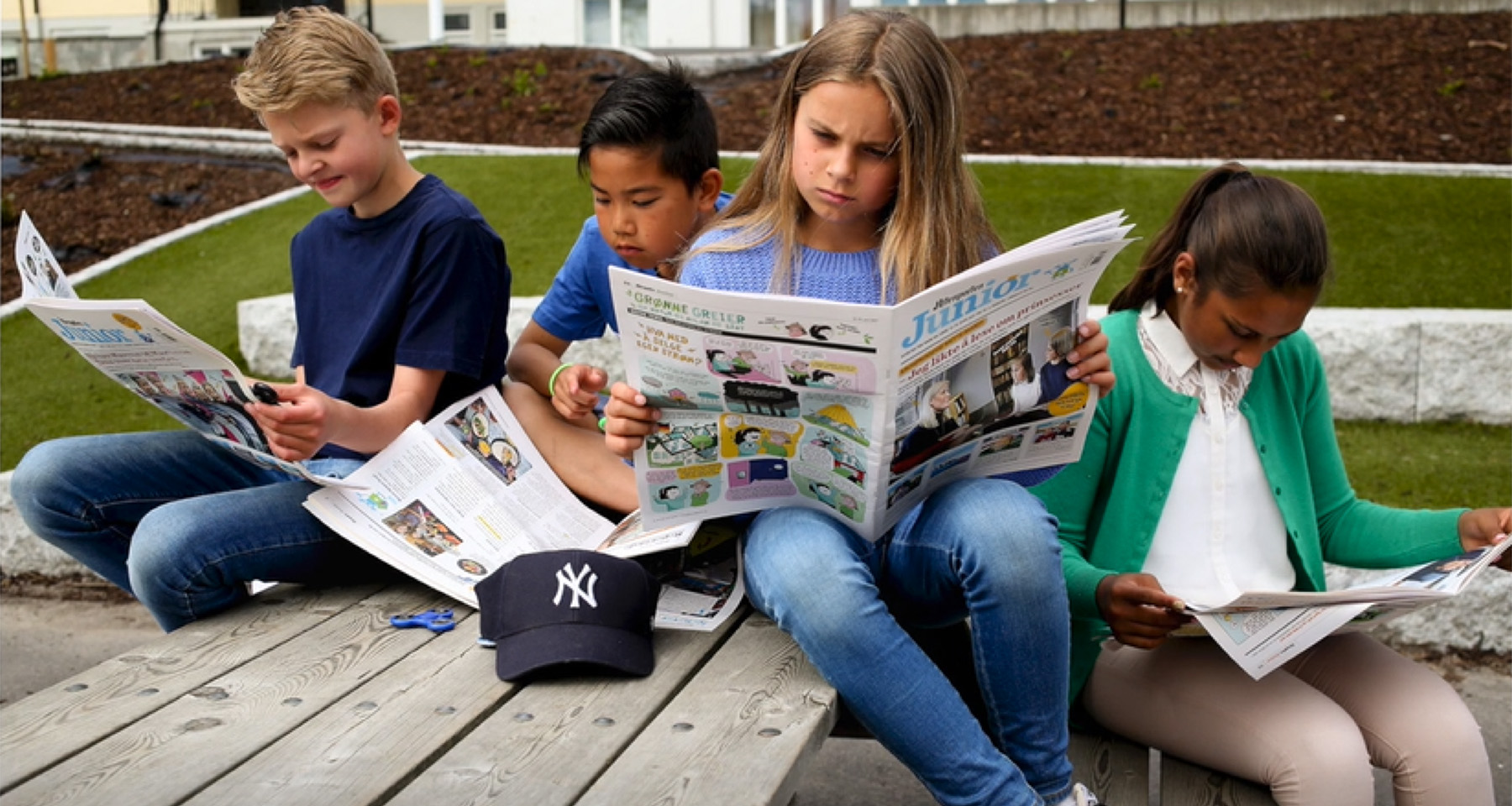 Aftenposten customises print news for next generation