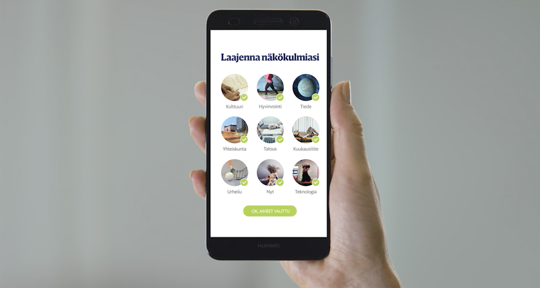 Helsingin Sanomat campaign strengthens emotional connection to digital product