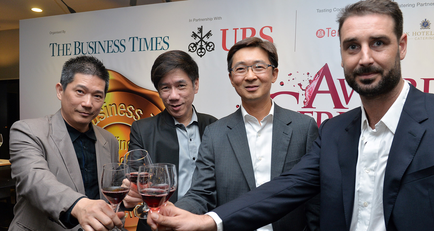 Business Times finds new revenue stream with wine event