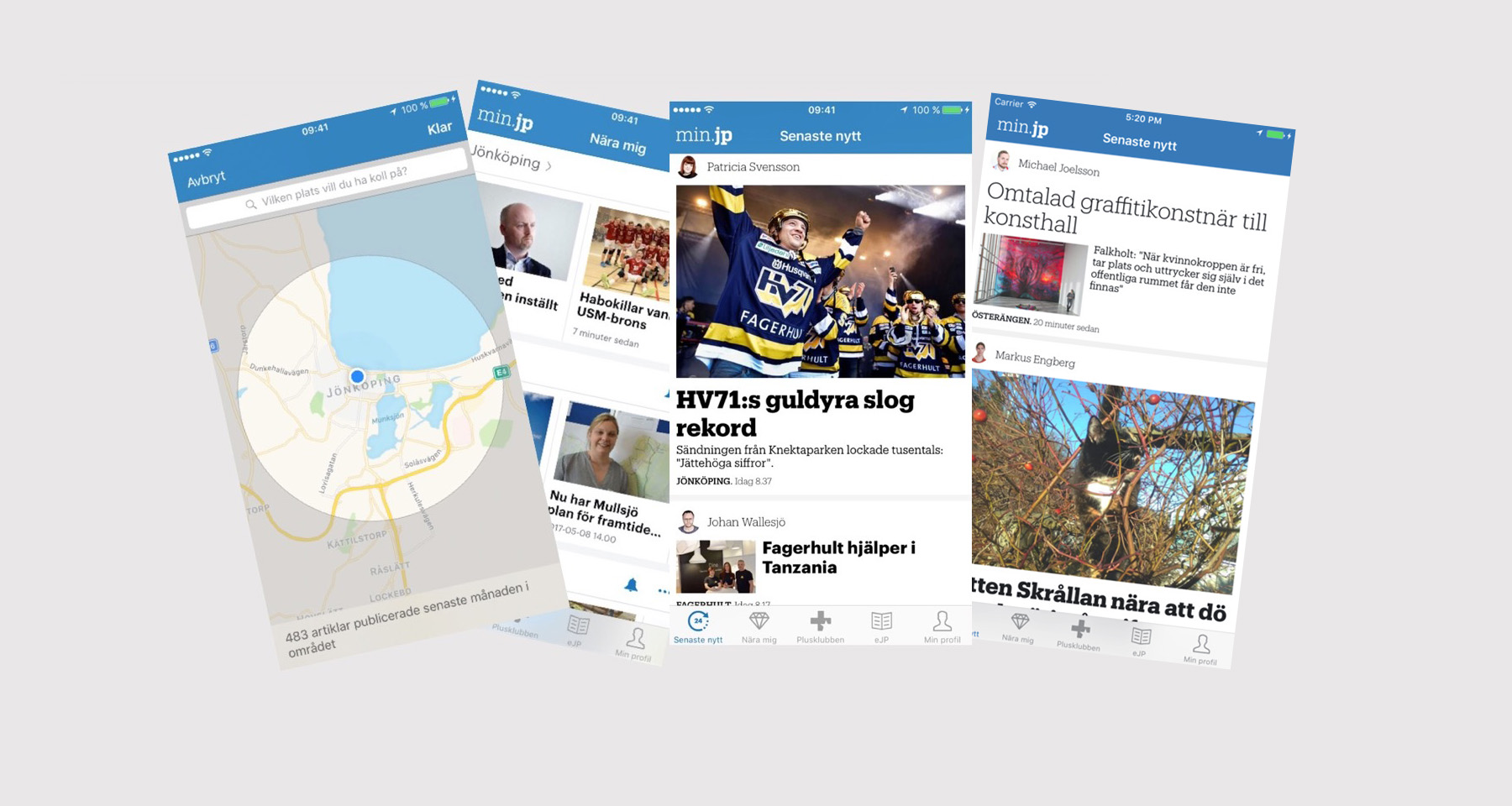 Hallpressen increases paid content with personalised local news stream