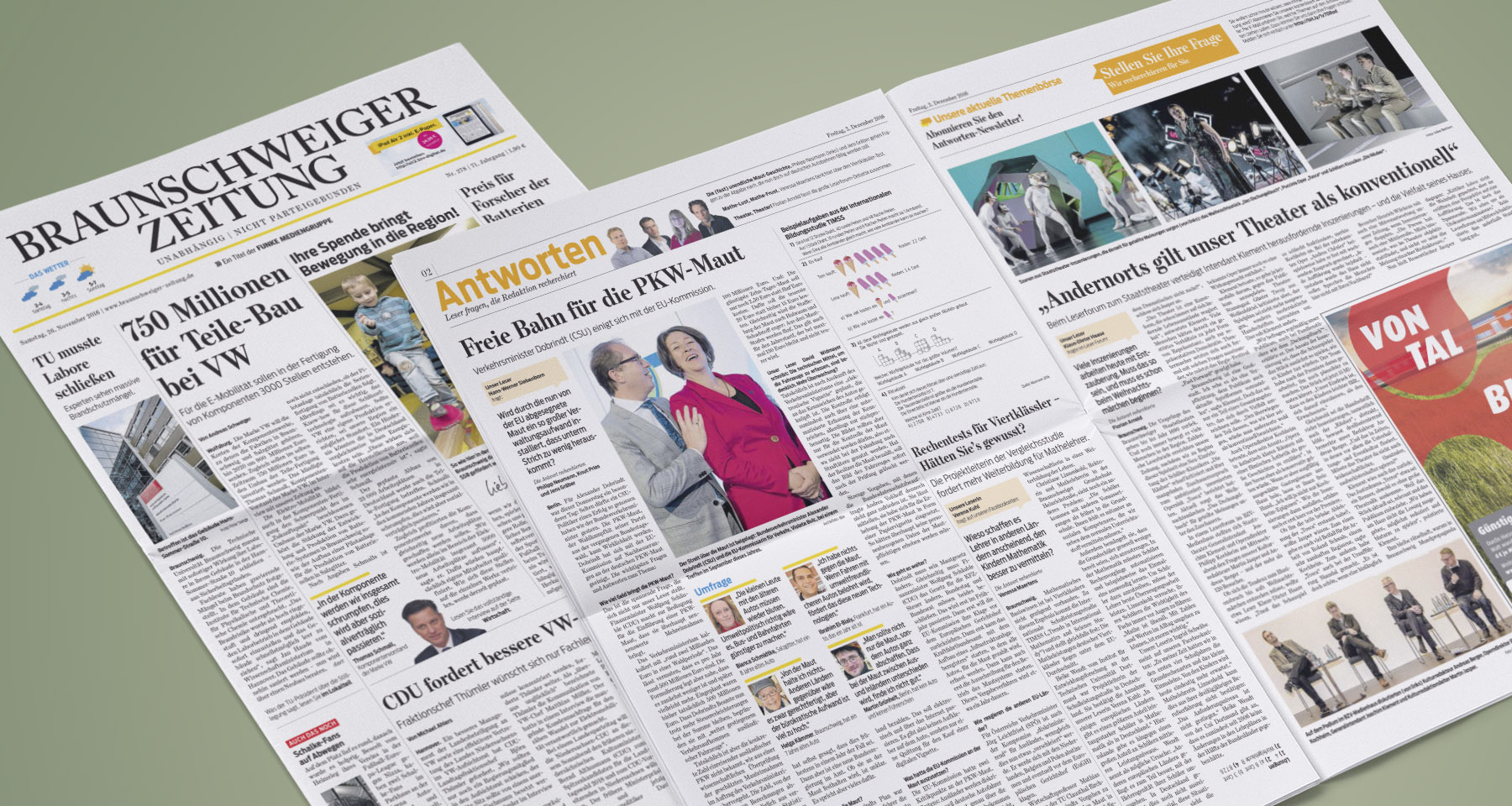 Braunschweiger Zeitung meets brand trust head on with community engagement