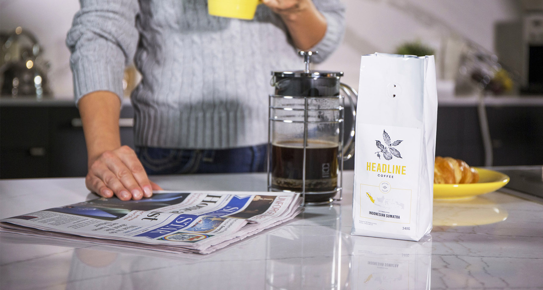 Toronto Star launches coffee product