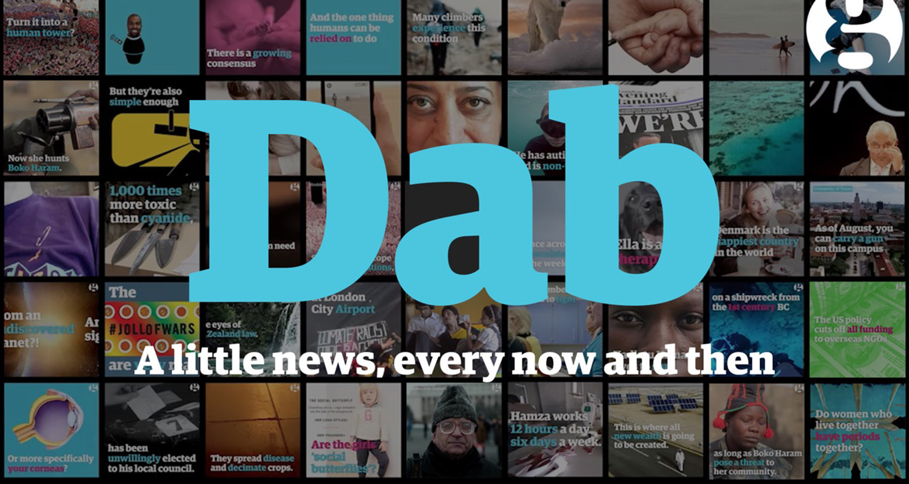 Guardian's Dab video content targets Facebook news consumers