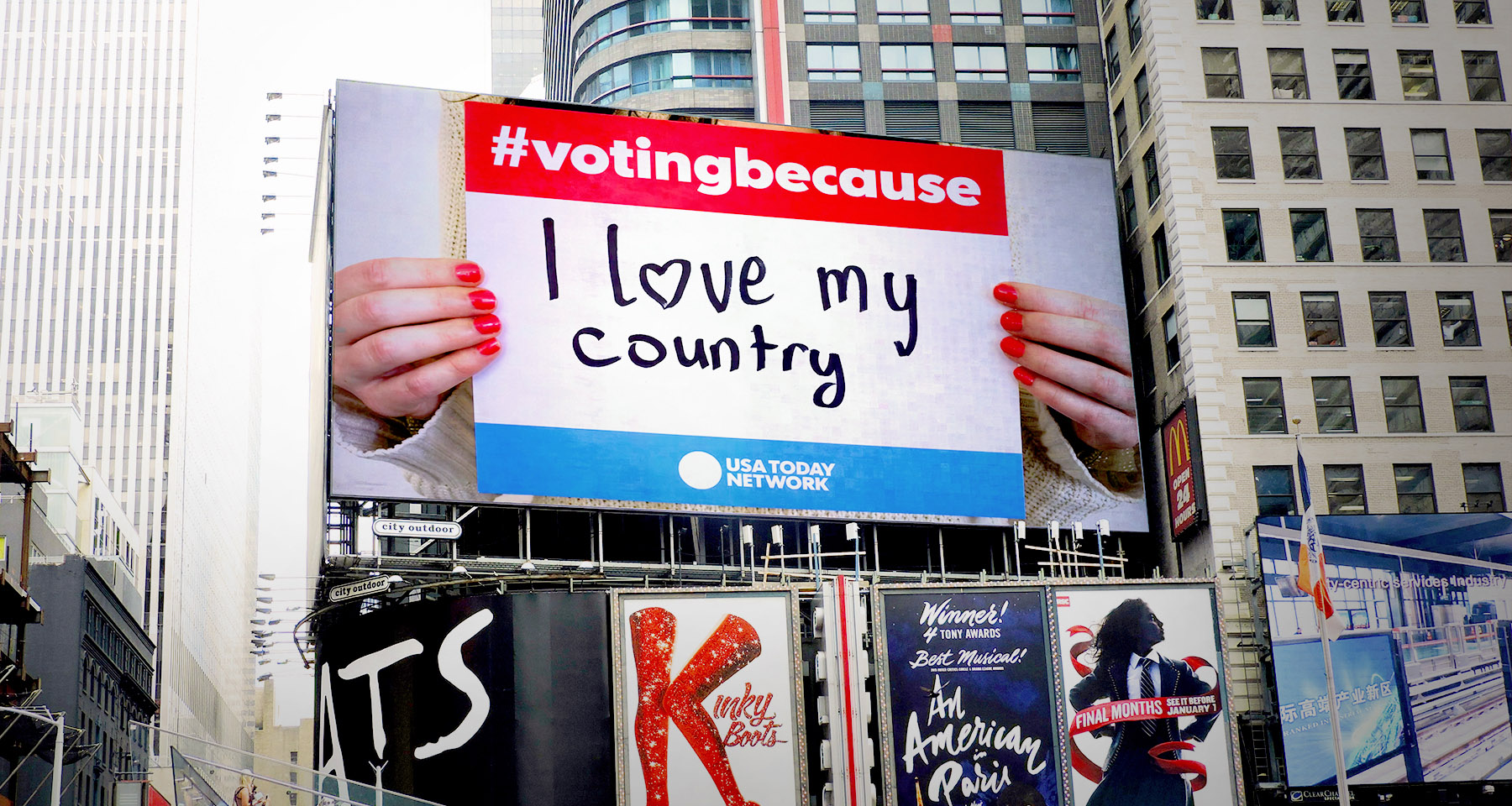 USA TODAY voter campaign generates millions in pageviews, social shares