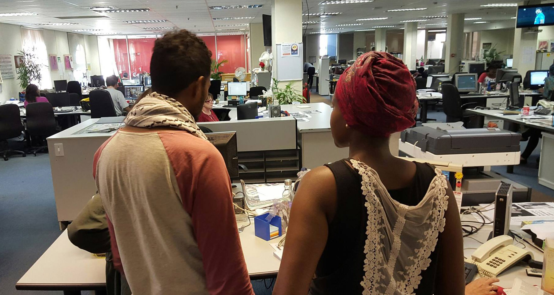 Students take over Cape Argus for special edition on tuition protests