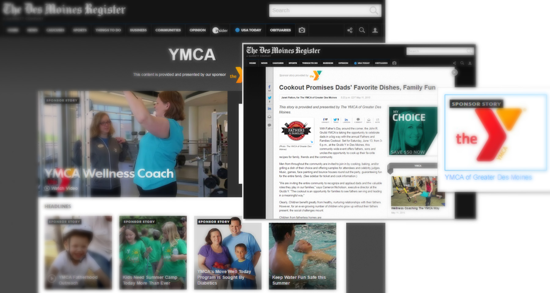 Register Media uses data, lifestyle-based marketing to boost YMCA memberships