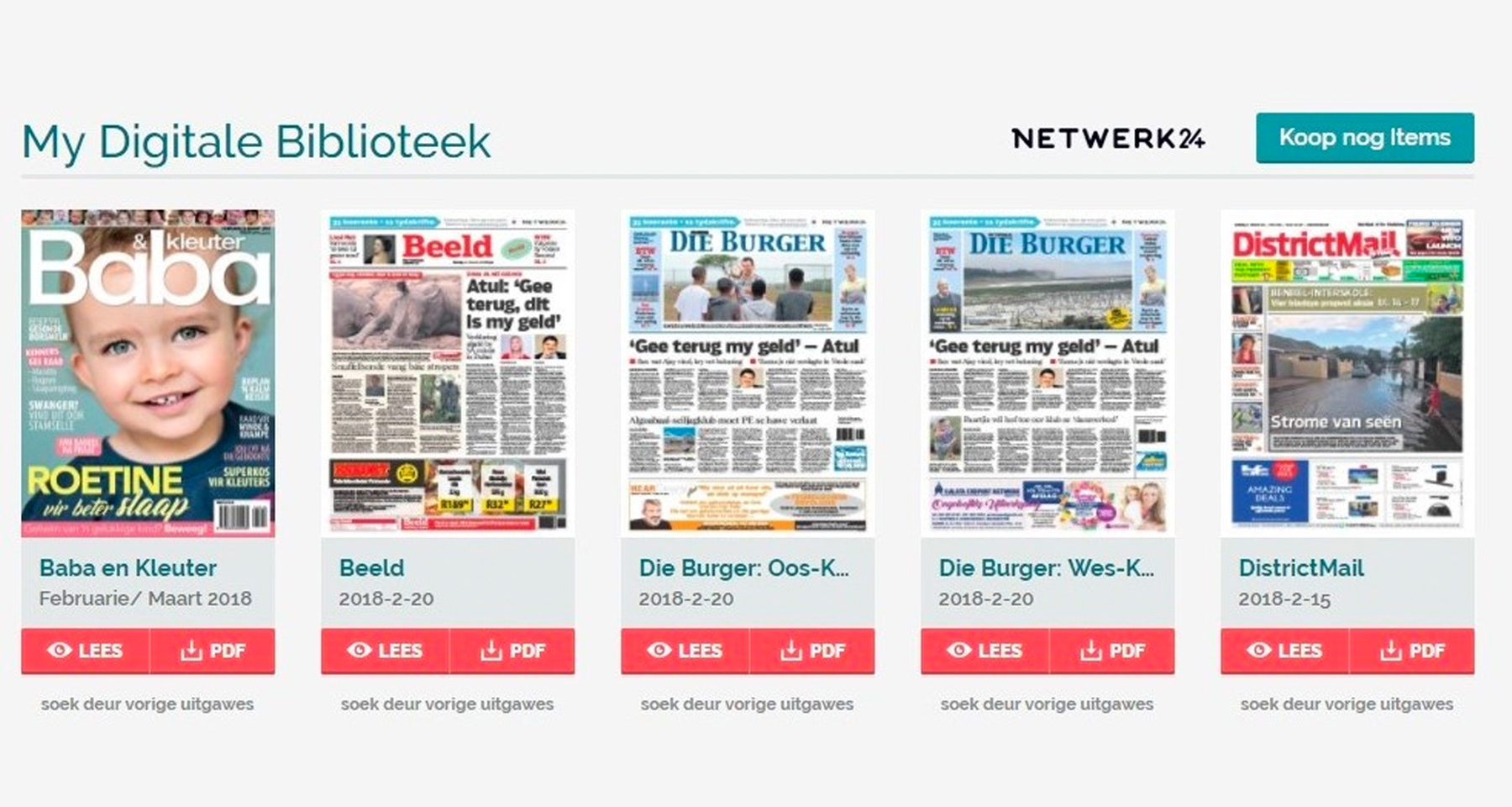 Netwerk24 converts print readers, boosts engagement with digital consolidation