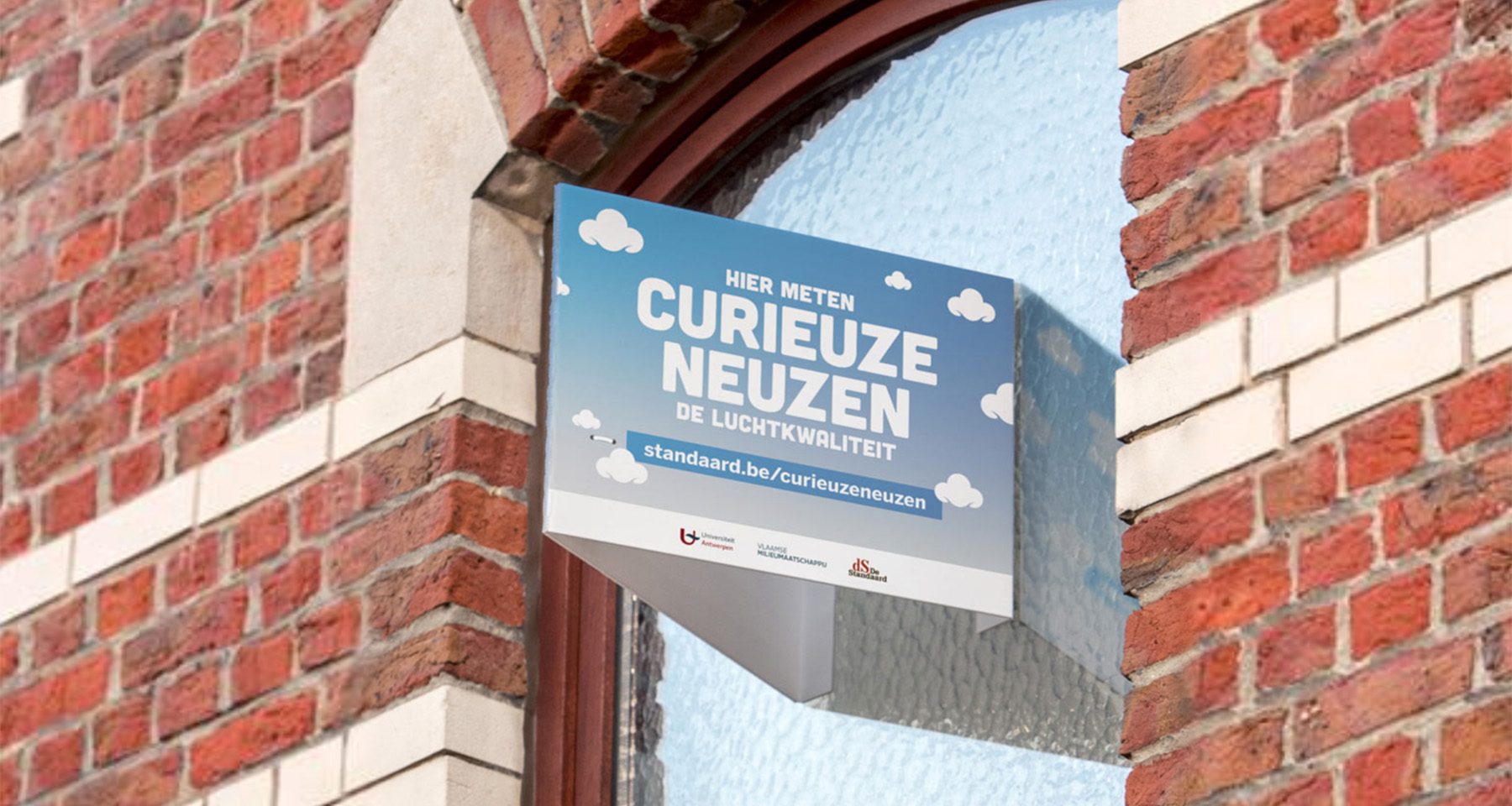 De Standaard extends brand with citizen science research