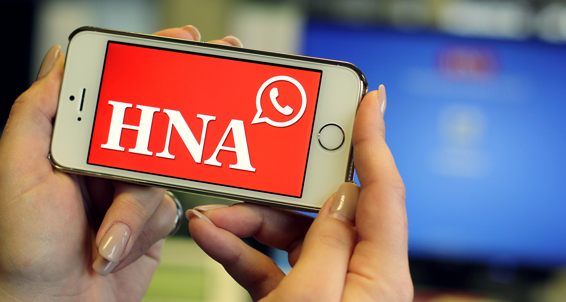 HNA reaches younger, non-subscriber audience via WhatsApp