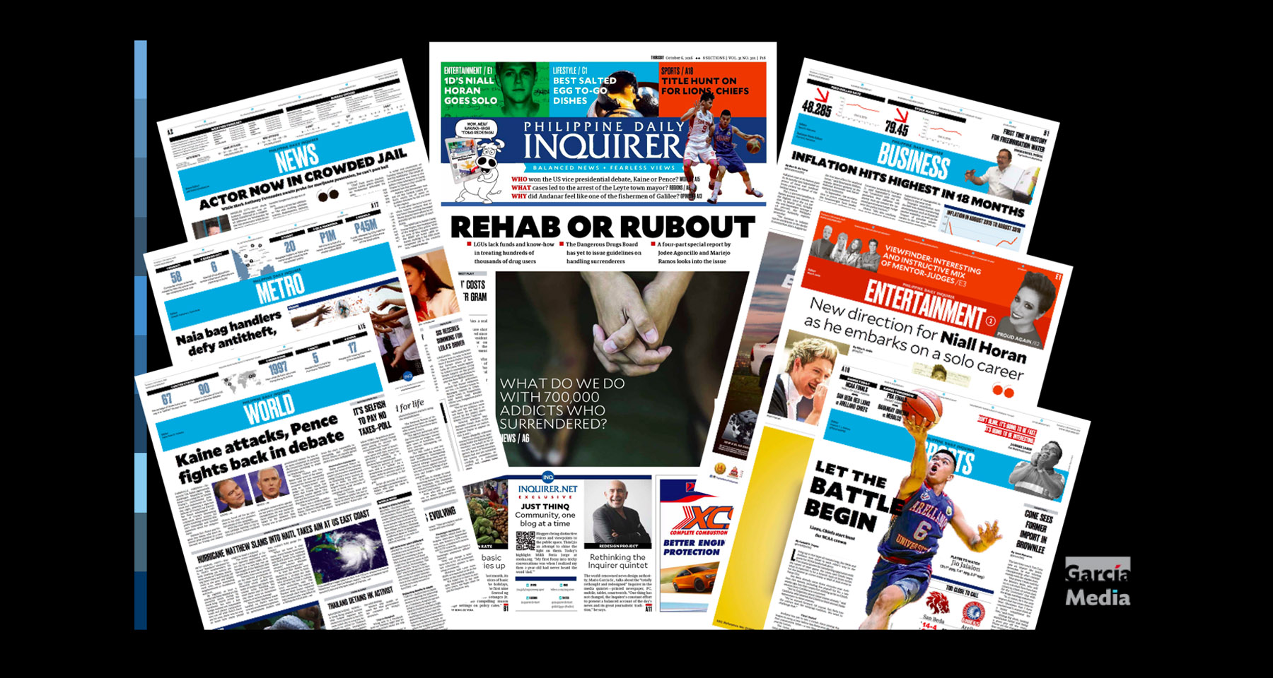 Philippine Daily Inquirer relaunch is model for cross-platform marketing success