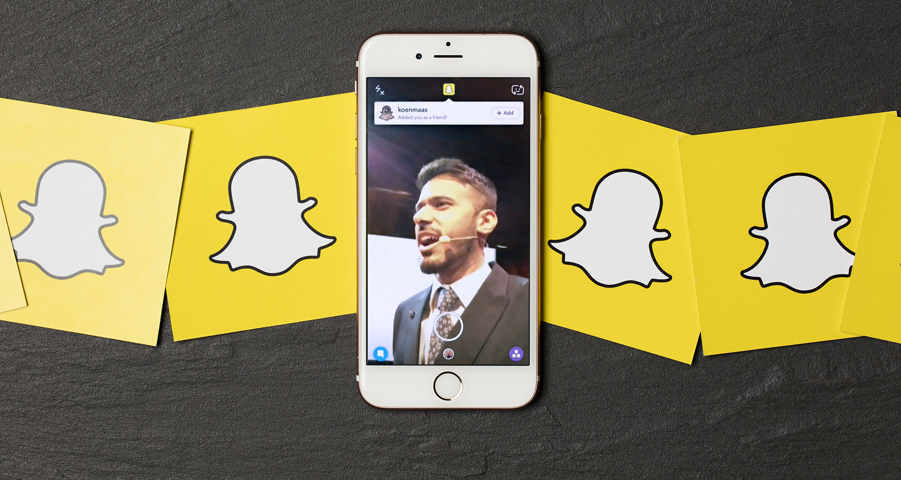Snapchat offers insider story of U.S. election