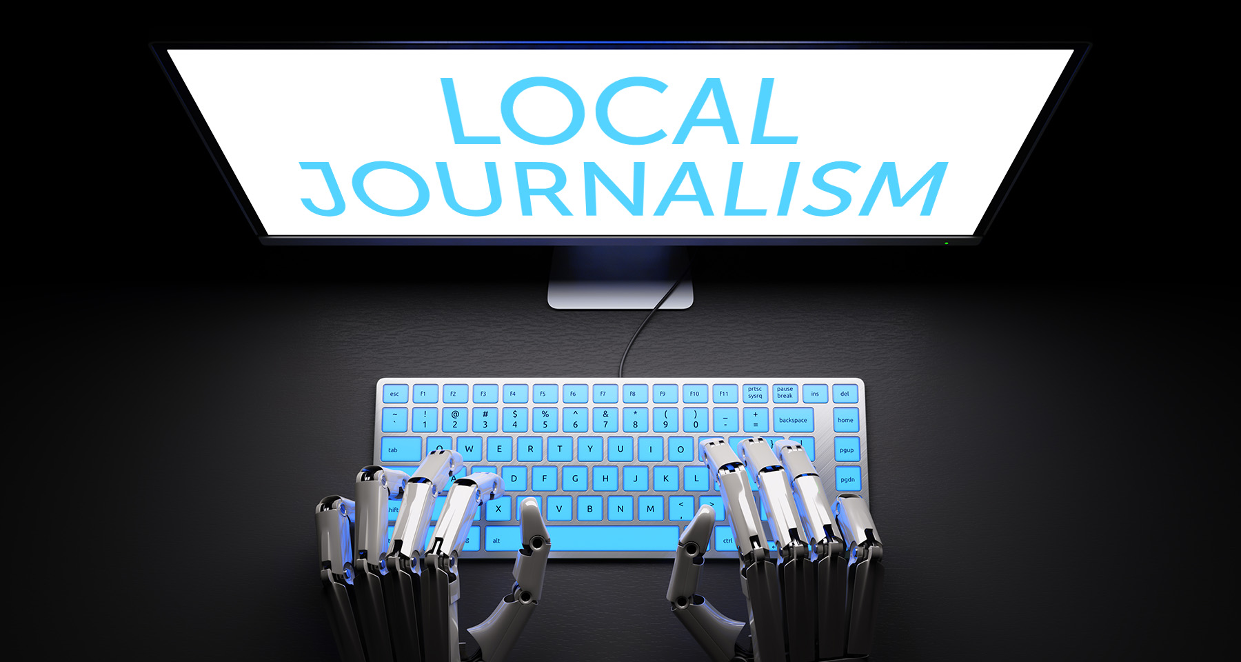 Robots can never be journalists