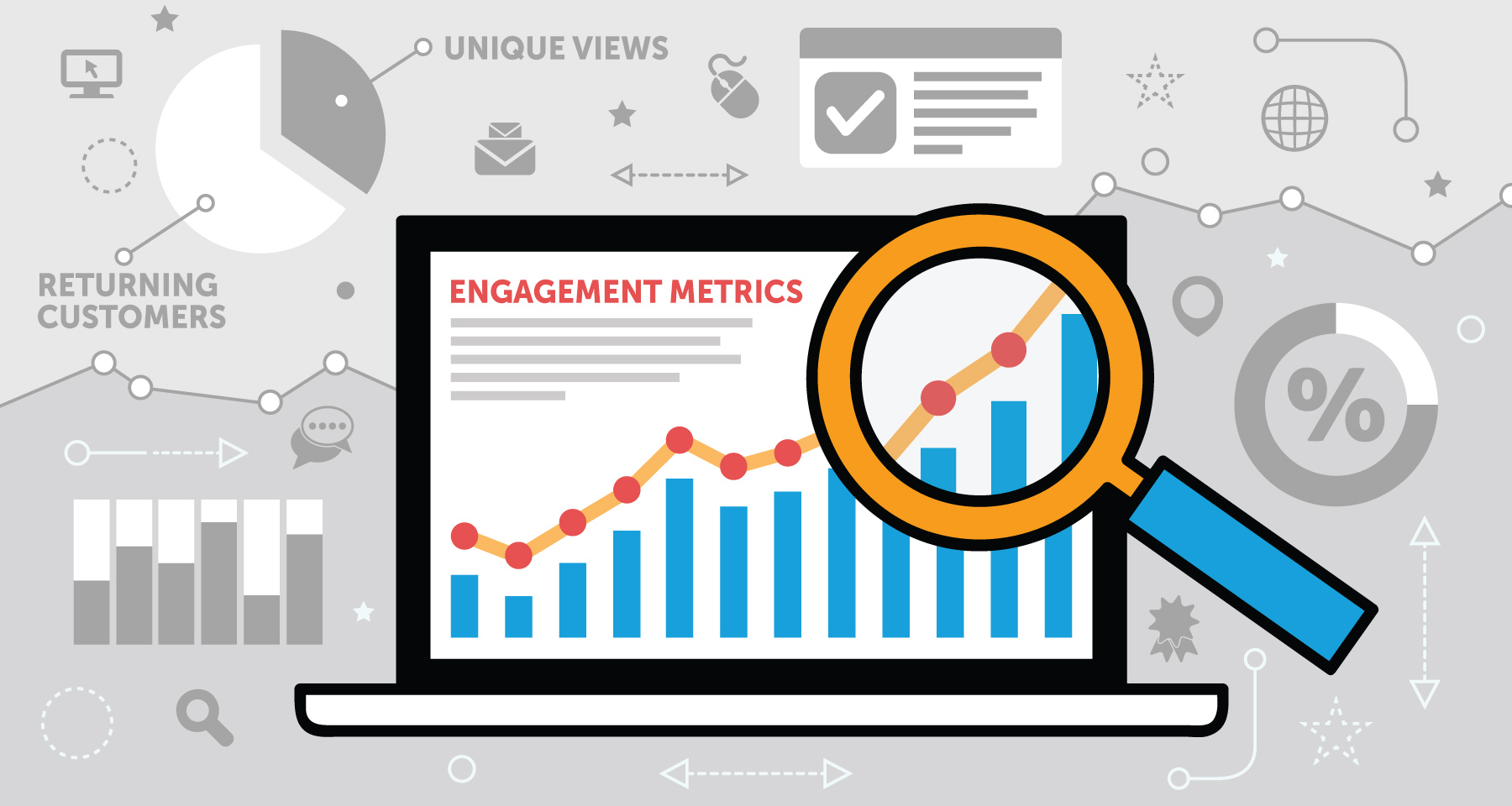 Meaningful newsroom metrics in 3 easy moves