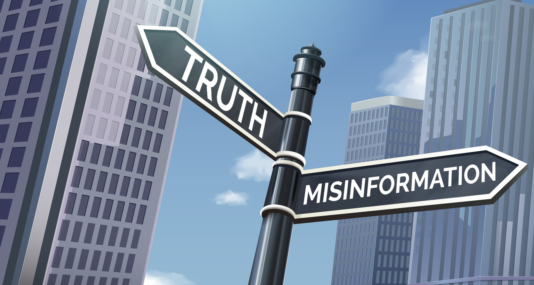 Marketing local truth in a world of misinformation