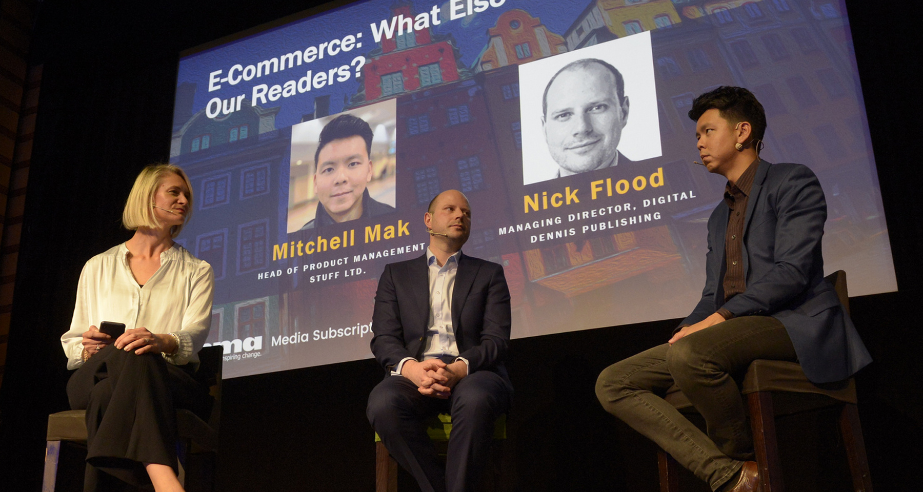 Stuff, Dennis Publishing share e-commerce lessons learned