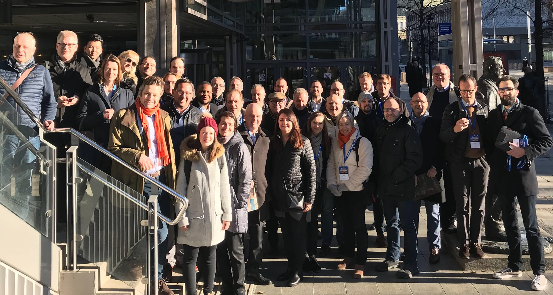 INMA Oslo study tour focuses on digital-, reader-first newsroom culture
