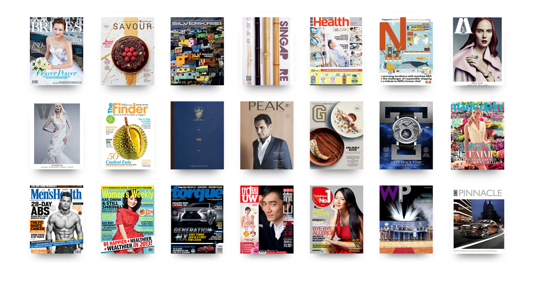 14 reasons to be optimistic about magazines