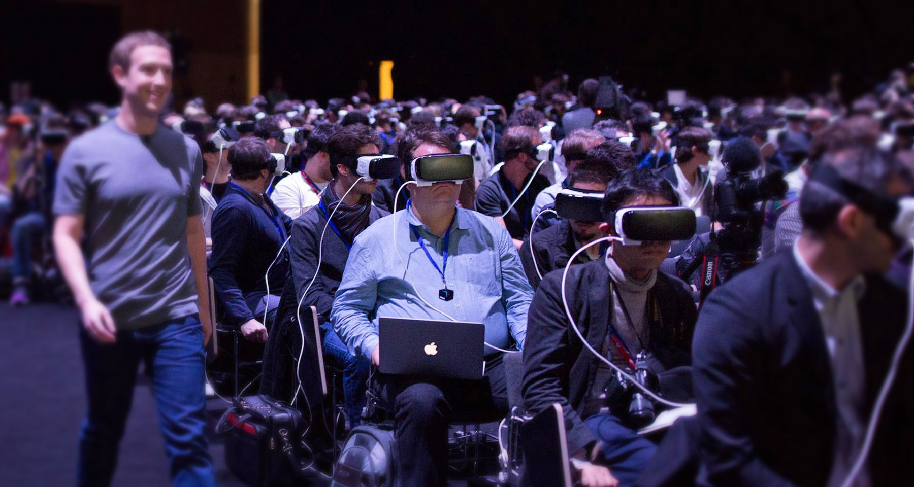Virtual reality highlighted at Mobile World Congress