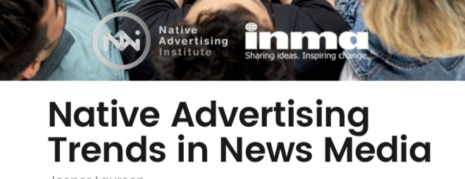 Native Advertising Trends 2017