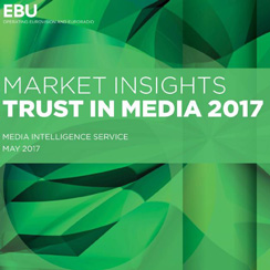Market insights - trust in media 2017