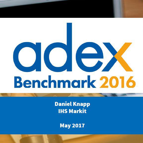 Adex Benchmark 2016
