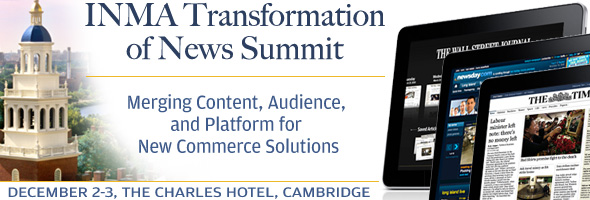 INMA Transformation of News Summit