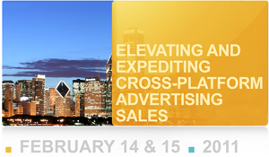 Elevating and expediting cross-platform advertising sales