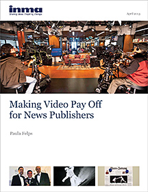 Making Video Pay Off For News Publishers