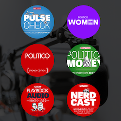 How Politico Developed Its Audio Strategy