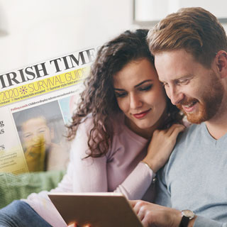 Sparks of Joy: The Irish Times Partnership Model