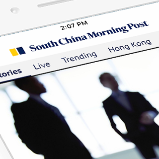 Taking a Legacy Newspaper Into the Digital Future: South China Morning Post