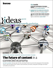 August 2010 edition of Ideas Magazine